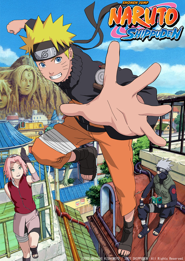 Naruto Shippuden/ناروتو شيبودن